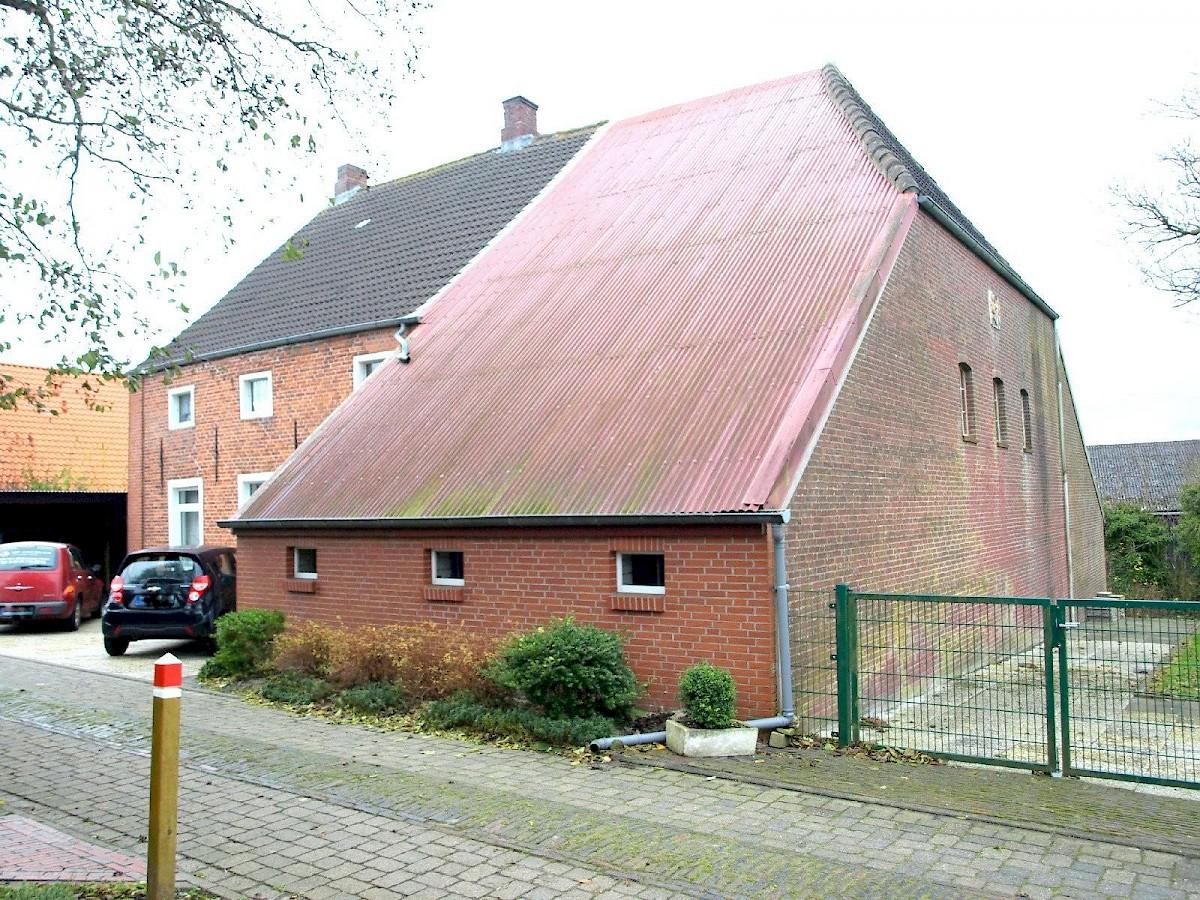 Immobilien Emden und Ostfriesland Nostalgischer Resthof
